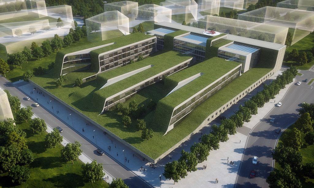 dětská nemocnic -  Bratislava (SK)